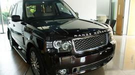 Dòng xe cao cấp của Range Rover tới Việt Nam