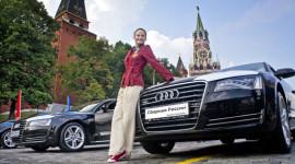 VĐV Nga, có huy chương Olympic, nhận một xe Audi