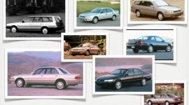 Nhìn lại lịch sử các thế hệ xe Camry (P.2)
