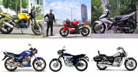 Cuộc chiến xe máy côn tay giá bình dân