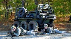 'Ngựa thồ hàng' SMSS của binh lính Mỹ