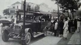 Thập niên 20, Việt Nam có bao nhiêu xe ôtô?
