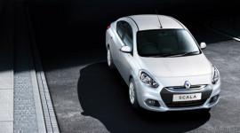 Renault Scala - bản sao của Nissan Versa