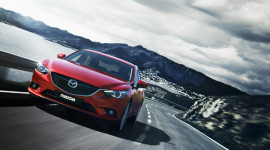 Mazda6 2014 hoàn toàn mới - Lột xác
