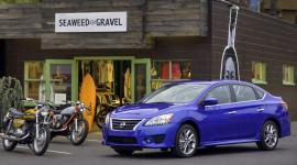Nissan Sentra 2013 – Đối trọng của Civic và Corolla