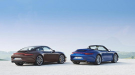Porsche trang bị 4WD cho 911 Carrera 4 mới