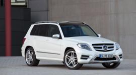 Sắp ra mắt Mercedes GLK thế hệ mới tại Việt Nam