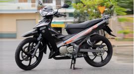 Xe côn tay Yamaha 125ZR 2012 về Việt Nam