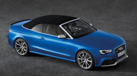 Audi RS5 Cabrio 2013 – Mui trần quyến rũ