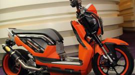 Zoomer X 110 – Xe tay ga mới của Honda