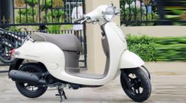 'Tí điệu' Honda Giorno 2013 ở Việt Nam