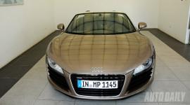 Audi R8 Spyder đầu tiên có mặt tại Việt Nam
