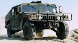 Mỹ 'tặng' Humvee cho Serbia