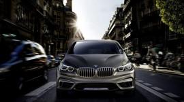 BMW giới thiệu Concept Active Tourer siêu tiết kiệm