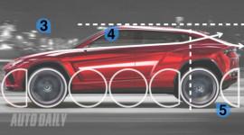"""Ngó"" thiết kế siêu xe thể thao Lamborghini Urus"