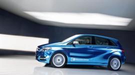 Mercedes-Benz chuẩn bị giới thiệu B-Class Electric Drive