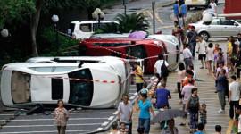 """Honda, Mazda """"tạm tê liệt"""" tại Trung Quốc do làn sóng biểu tình"""