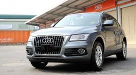 Audi Q5 2013 chính hãng đầu tiên về Việt Nam