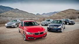 BMW đặt cược vào 3-Series mới để vượt Mercedes