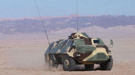 Iran 'khoe' hai xe bọc thép tự chế 100%