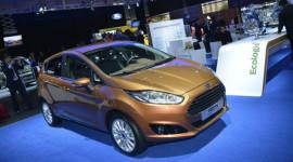 """Ford Fiesta 2013 """"chào"""" thị trường châu Âu"""