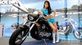 """Cận cảnh dàn """"siêu"""" môtô của Suzuki tại VN"""