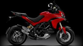 """Ducati Multistrada 1200 2013 thêm """"vây cánh"""""""