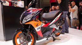 """Honda ra mắt xe tay ga 50cc hầm hố cho """"lính mới"""""""