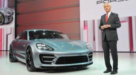 Panamera Sport Turismo – Hướng đi tương lai của Porsche