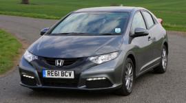 Honda Civic giành giải Xe của năm