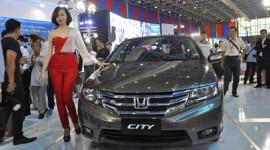 Honda sẽ lắp ráp xe nhỏ City tại Việt Nam