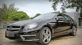Giá 6,88 tỷ VNĐ, Mercedes CLS63 AMG 2012 về Việt Nam
