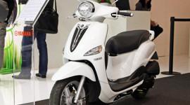 Scooter 125 mới chưa có tên của Yamaha