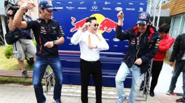 """""""Hội chứng"""" Gangnam Style lan tới F1"""