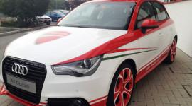 Audi A1 mang hơi thở Ducati