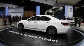Công bố giá bán Lexus LS 2013