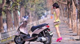 Phụ nữ chọn xe tay ga theo tiêu chí nào?