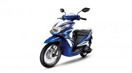 Yamaha ra mắt xe tay ga phun xăng điện tử mới