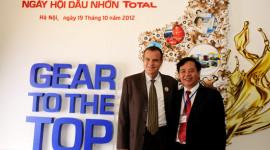 Ngày hội dầu nhờn Total Việt Nam