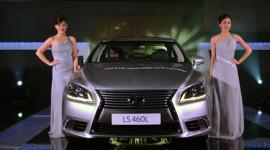 Lexus LS 2013 đặt chân tới Đông Nam Á