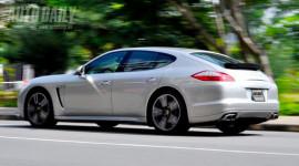 Đánh giá xe sang Porsche Panamera V6