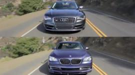 """Audi S8 vs. BMW Alpina B7 – Đâu là """"vua đường phố""""?"""
