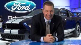 Joe Hinrichs - Con đường đến chiếc ghế CEO của Ford