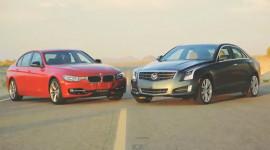 BMW 328i vs. Cadillac ATS 2.0T