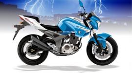 Suzuki sắp ra xe thể thao 150cc