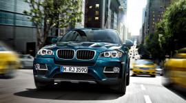 BMW X6 mới về Việt Nam có giá trên 3 tỷ VNĐ