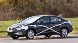 Lộ diện Honda Civic 2013 trên đường thử