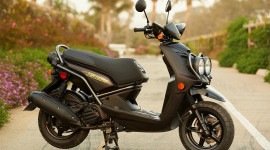 Yamaha giới thiệu scooter đa địa hình mới