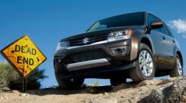 Suzuki rút khỏi thị trường ôtô Mỹ