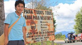 Mexico kỳ thú (Phần 2) - Chiến binh chiến binh Zapatista